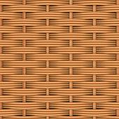 Rota tejida con los patrones naturales — Foto de Stock