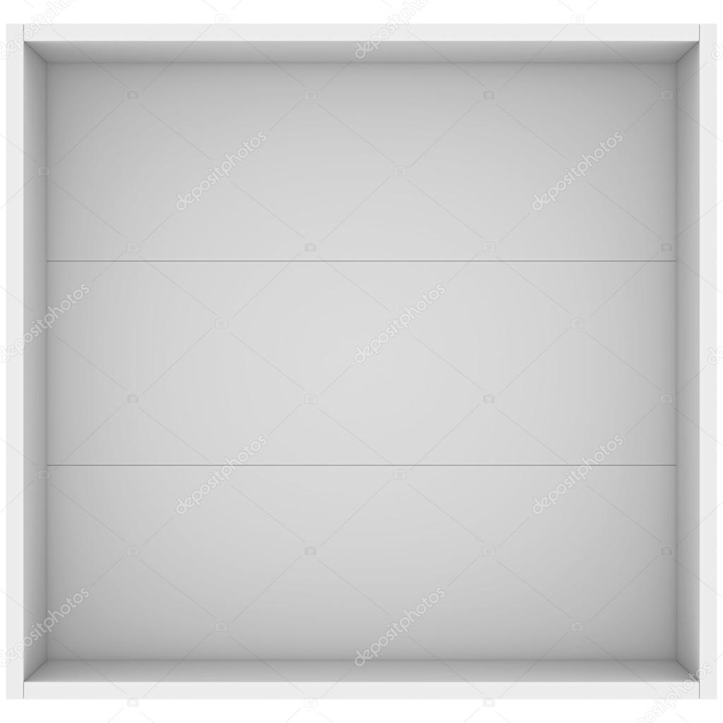 White open box — Stock Photo © cherezoff #34502013