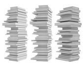 A stack of books — Stock Photo