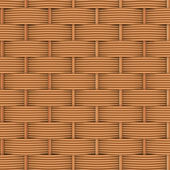 Woven rattan with natural patterns — Stock Photo