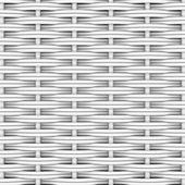White woven rattan — Stock Photo