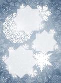 Weihnachten-frame — Stockfoto