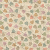 Abstract background of hearts — 图库照片
