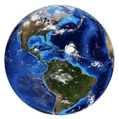 Photorealistic Earth — Stockfoto