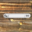 Search bar in browser — Stock Photo #50428029