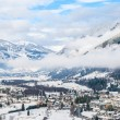 Winter in Bad Gastein — Foto Stock