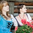 Austrian Women — Stock Photo