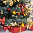 Christmas Gifts under the Tree — Foto Stock
