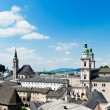 Roofes of Salzburg — Foto de Stock