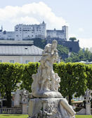 Salzburg Park — Stock Photo