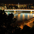 Linz at Night — Stockfoto