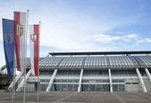 Austrian Congress Hall — Stock Photo