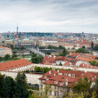 Cityscape of Prague - ストック写真