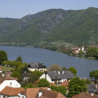Danube Valley in Austria — Stock Photo