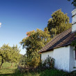 Austrian Cottage - Stock Photo