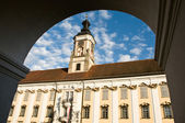 Monastery in Austria — Stockfoto