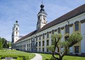 Monastery in Upper Austria — Stock Photo