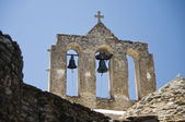 Bell Tower in Naxos — Foto de Stock