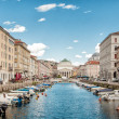 Canal Grande in Trieste - Photo