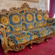 Antique Couch — Stock Photo