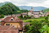 Roofes of a Village — Stock Photo