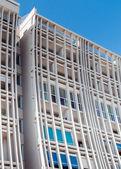 Facade of a modern Hotel — Stock Photo