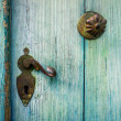 Detail of an old Door — Foto de Stock