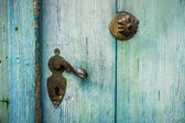 Detail of an old Door — Stock Photo