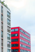 Two Apartment Buildings — Stock Photo