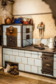Antique Kitchen — Stock Photo