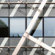 Detail View of an abstract modern building — Stock fotografie