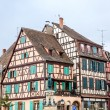 Frame House in Colmar — Stock Photo #38104207