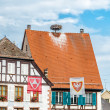 Frame House in Colmar, France — Stock Photo
