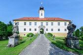 Castle Altenhof in Upper Austria — Stock Photo
