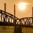 Stock Photo: Bridge on late Afternoon