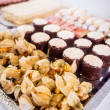 Stock Photo: Catering Sweets