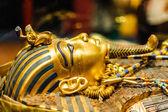 Mask of pharaoh Tutankhamun — Stock Photo