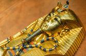 Golden Mask of Tutankhamun — Stock Photo