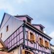 Half timbered house in alsace — Stock Photo #45170471