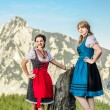Austrian Beauties — Stock Photo #45354323