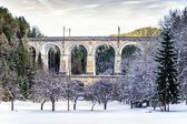 Ancient Viaduct in Lower Austria — Stock Photo