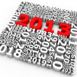 New Year 2013 — Stock Photo #12865778