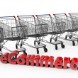 Ecommerce — Stock Photo #24158415