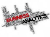 Business Analytics — Stock Photo