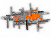 Server — Stock Photo