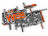 Web Pages — Stock Photo