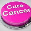 Cure Cancer — Stock Photo