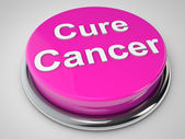 Cure Cancer — Stock fotografie