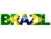 Brazil World Soccer Championship 2014 — Stock Photo