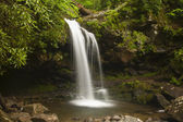 Grotto Falls — Stock Photo